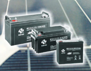 Solar AGM Batteries