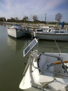 Solarland marine mount panel
