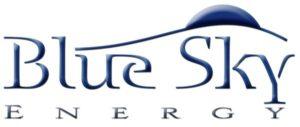 Blue Sky Energy Solar Logo