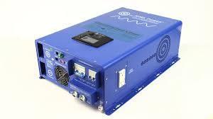 solar inverter charger